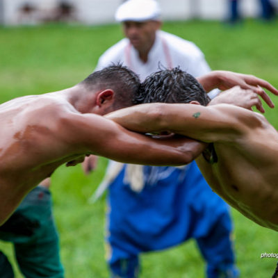 Edirne Kirkpinar Oil Wrestling