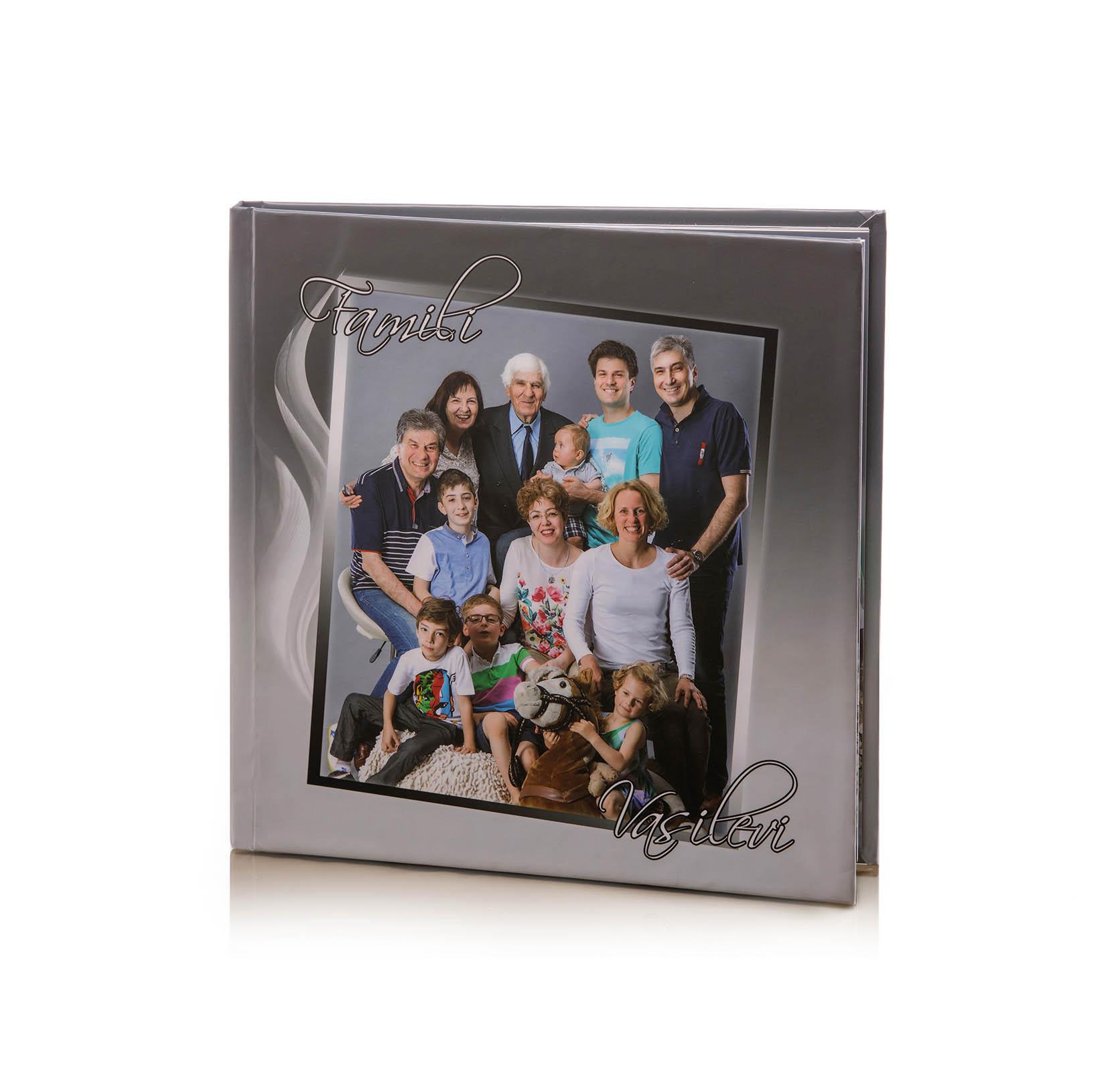 албум фотокнига портфолио конас
