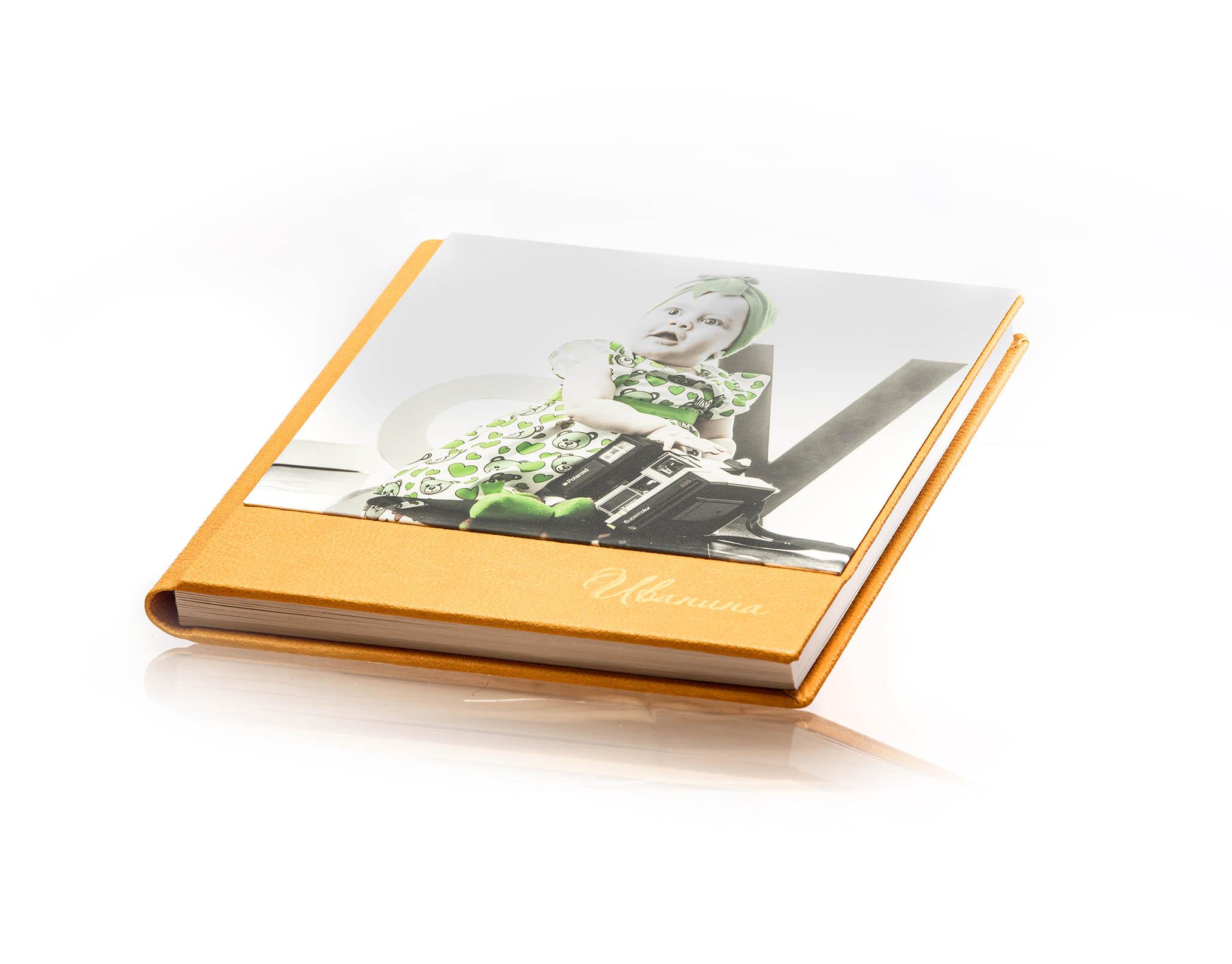 албум фотокнига иванина конас