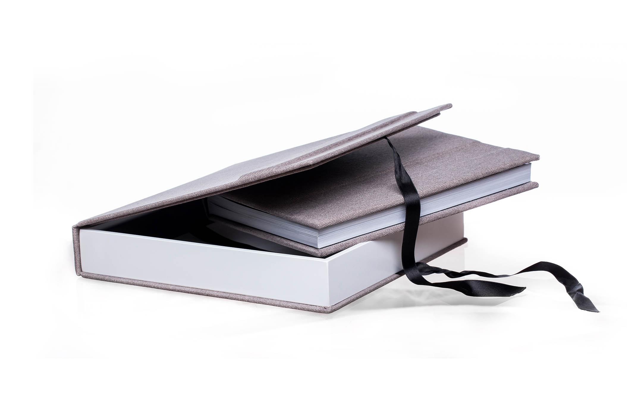 албум фотокнига кутия конас